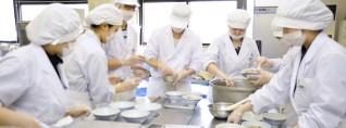 生活科学科 栄養士課程